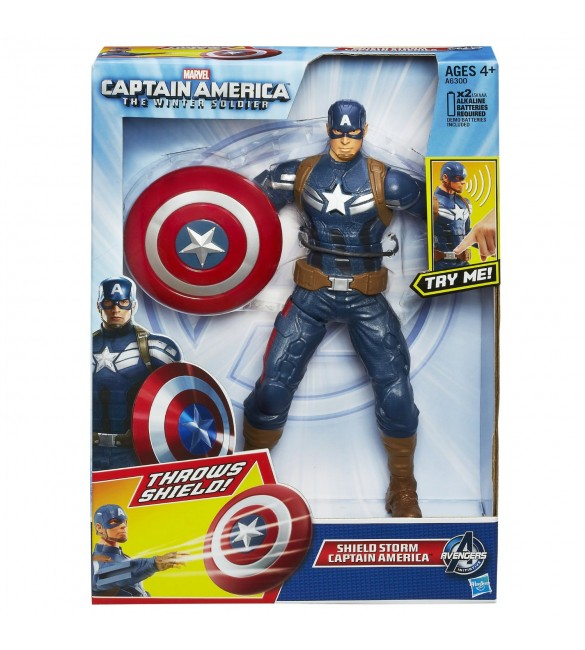 Figure Captain America The Winter Soldier Shield Storm Captain America