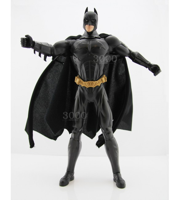 Batman Dark Knight Rises Exclusive Action Cape Batman Rapid Deploy Cape Action!