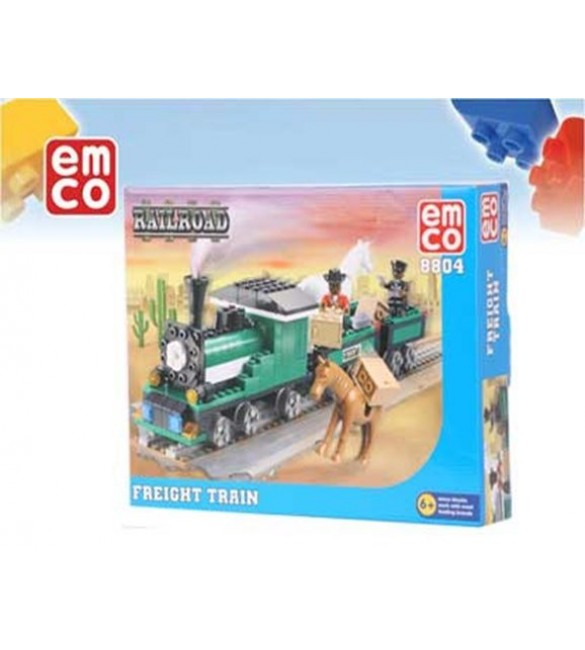 EMCO - EMCO FREIGHT TRAIN - 200PCS