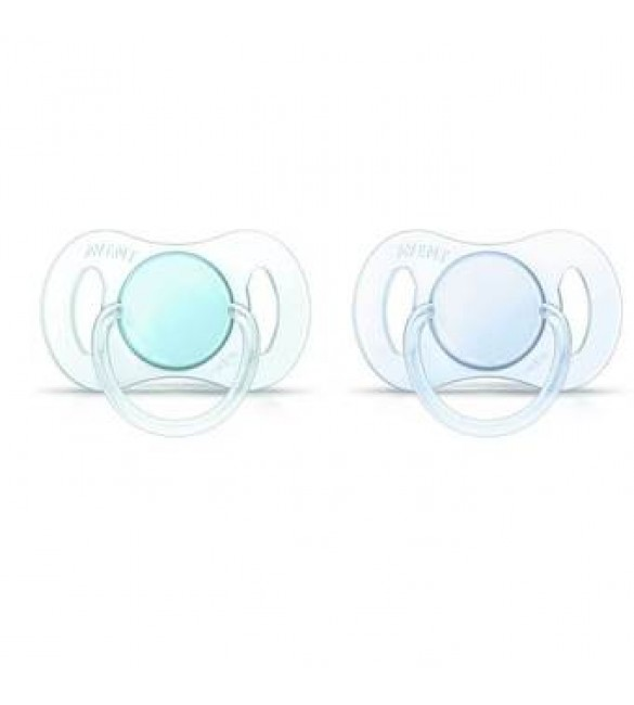Philips Avent Mini pacifier for boys (Twin Pack)
