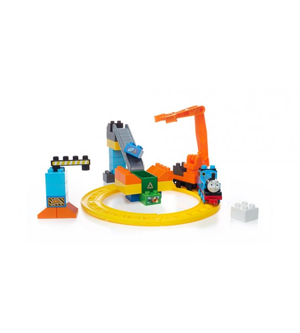 Mega Bloks Thomas and Friends Recycling Center