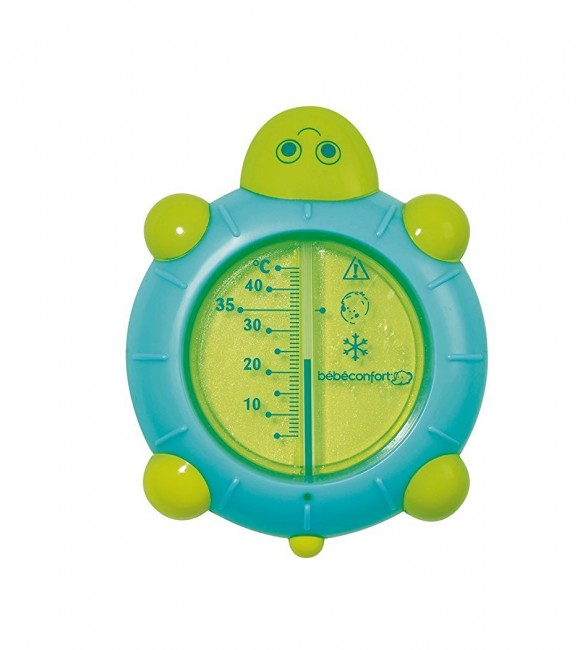 Bébé Confort authentic tortoise bath thermometer