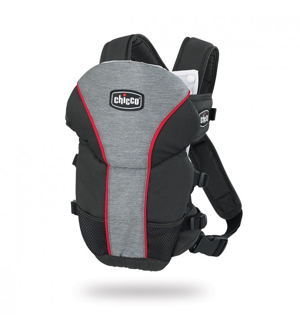 CHICCO ULTRASOFT MAGIC INFANT CARRIER - Grey