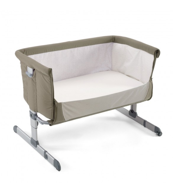 Chicco Next to Me - Dove Grey