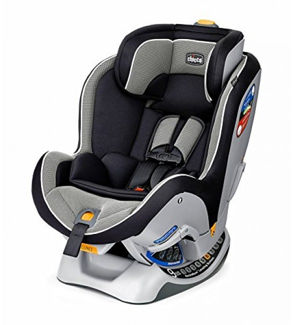 Chicco Nextfit Convertible Car Seat, Intrigue