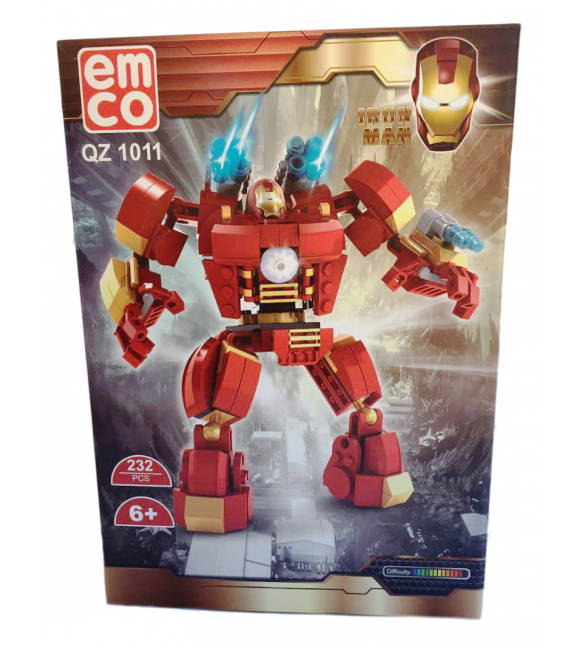 EMCO IRON MAN 232 PCS