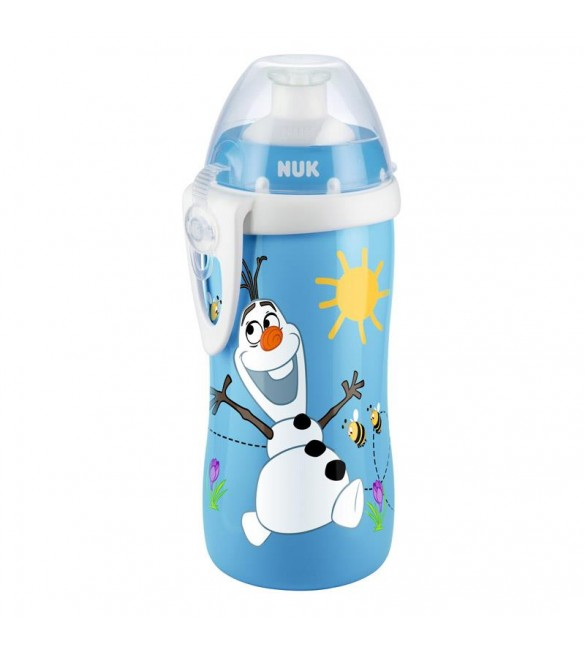 Frozen Olaf Junior Push Pull Cup