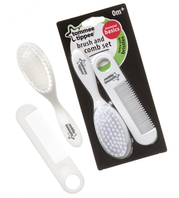 Tommee Tippee  Baby Brush & Comb