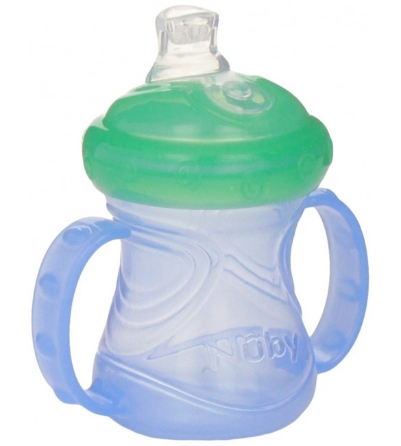 Nuby No Spill 4-in-1 Cup
