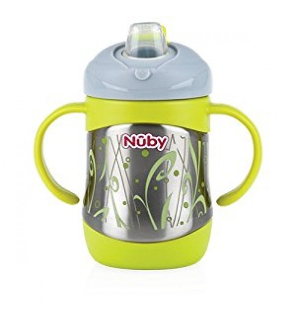 Nuby Stainless steel thermos spout cup