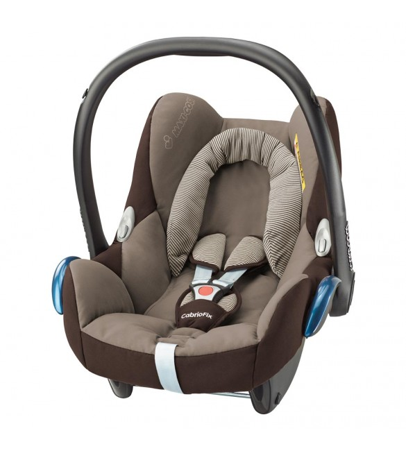 Maxi Cosi Cabrio Fix - Earth Brown