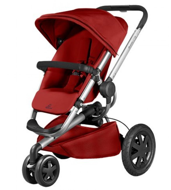 Quinny Buzz Stroller - Red