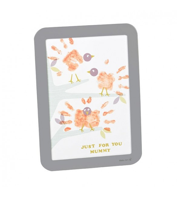 Baby Art Happy Frame - Mother's Day