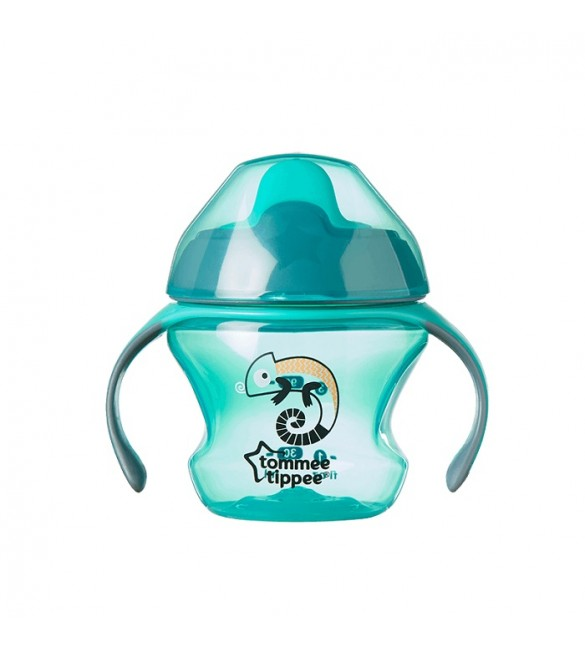 Tommee Tippee - First Trainer Cup 150ml (4m+) -Green