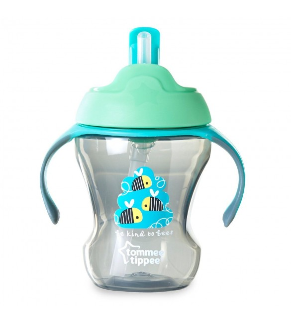 Tommee Tippee Easy Drink Straw Cup-Green
