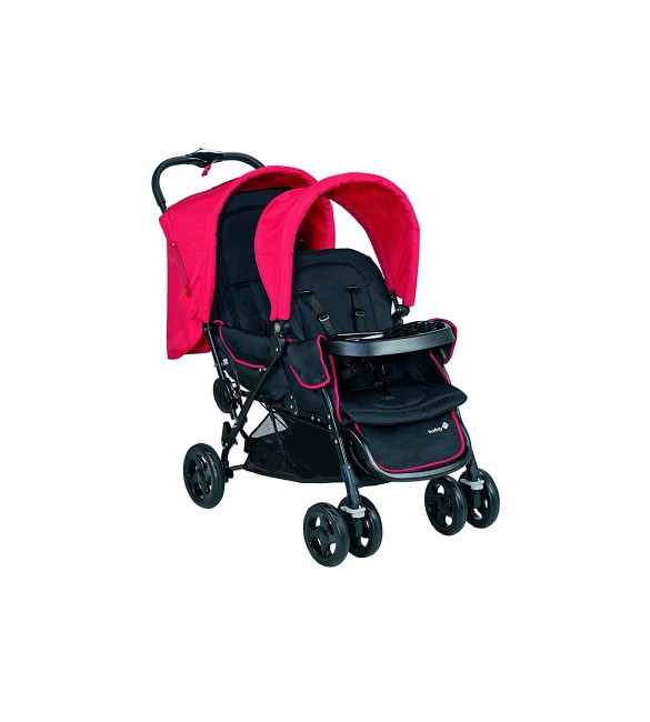 Safety 1st  Duodeal, plain red
