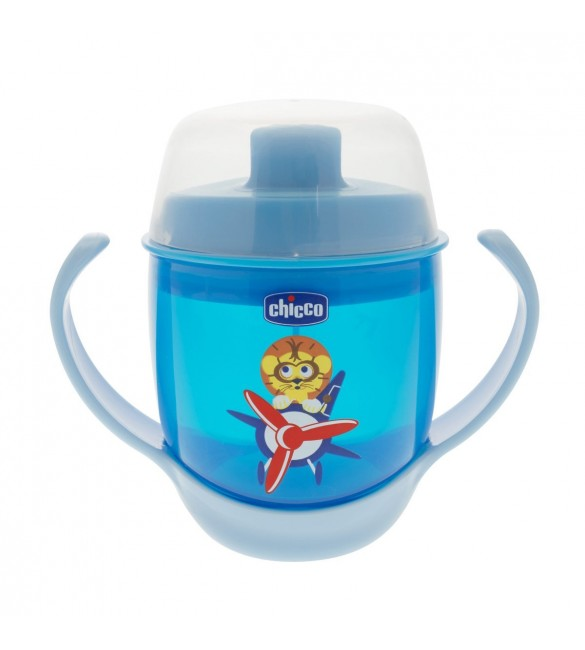 chicco Meal Cup 12M+ Blue