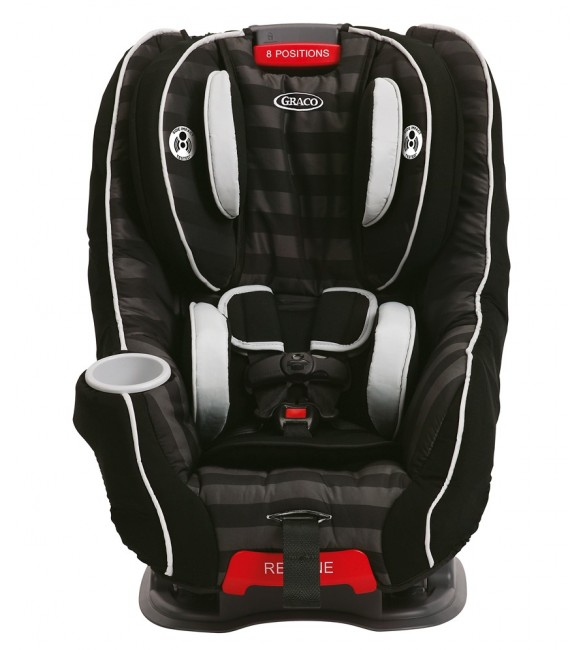 GRACO SIZE4ME 65 Carseat - RockWeave