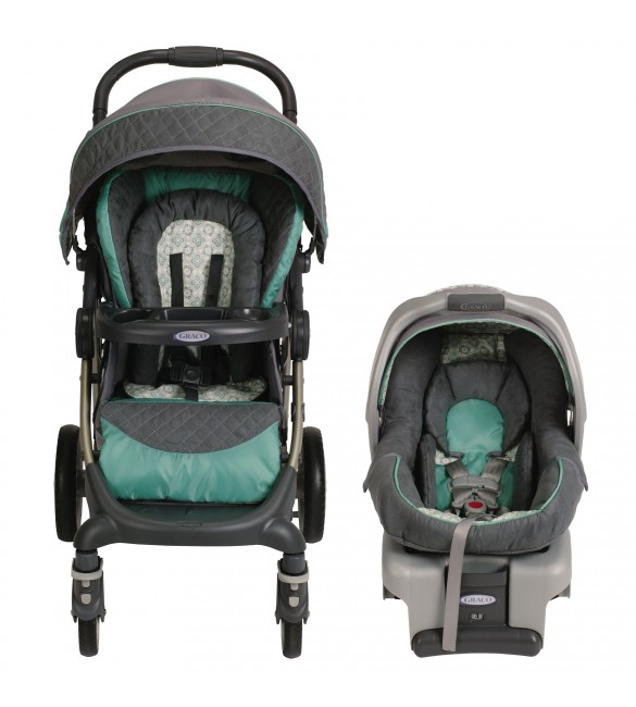 Graco Stylus Click Connect Travel System Stroller - Winslet