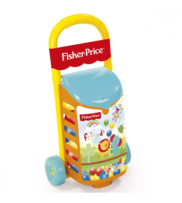 Fisher Price Trolley with balls