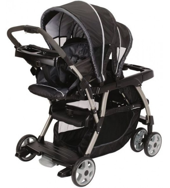 Graco Ready2GrowTM Classic ConnectTM  LX Stroller