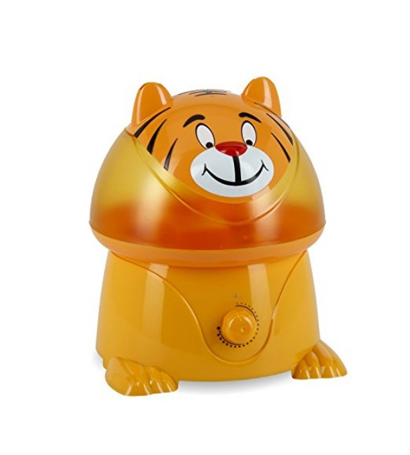 Crane Adorable Ultrasonic Cool Mist Humidifier - Tiger