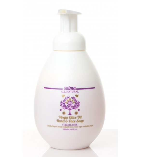 Salma - Extra Virgin Olive Oil Face and Hand Soap