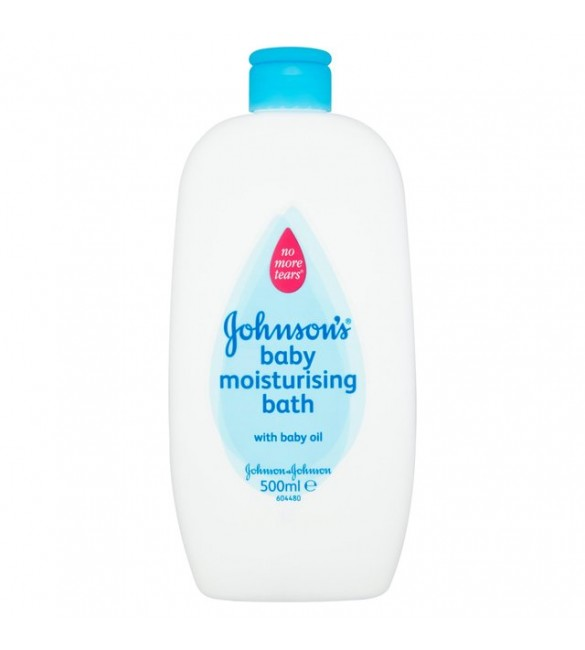 Johnson's Baby Moisturising Bath - 500ml