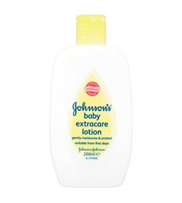 Johnson's Baby Extracare Lotion 200ml