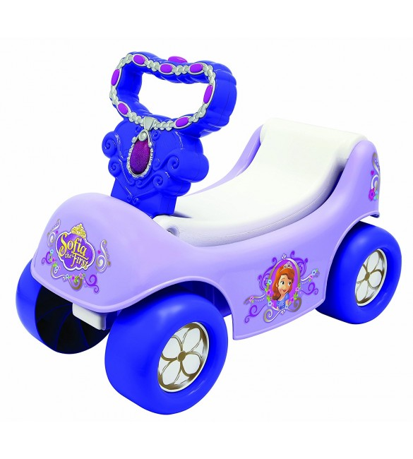 Sofia the First Happy Hauler Ride On