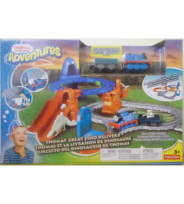 Thomas & Friends THOMAS & FRIENDS ADVENTURES GREAT DINO DELIVERY