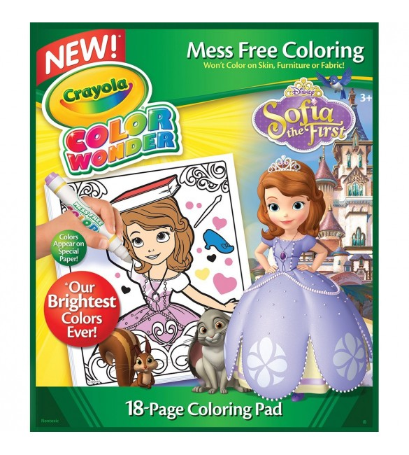 Color Wonder Refill Pad Sofia