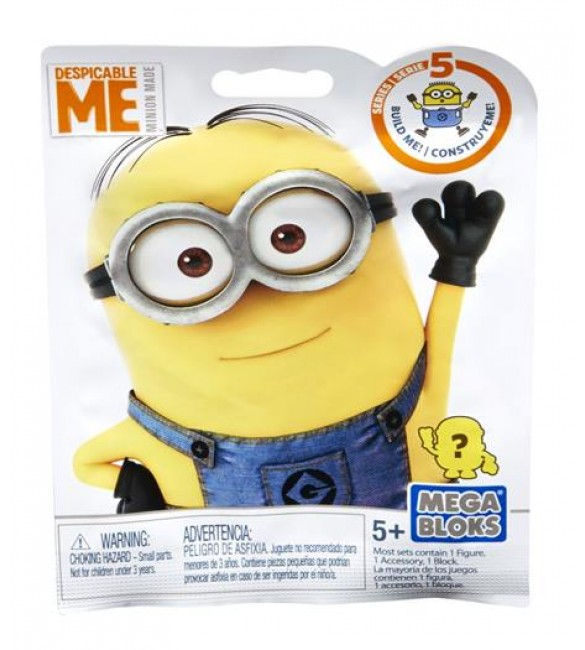 Despicable Me Blind Packs Series V