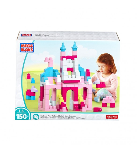 Mega Bloks Endless Play Palace