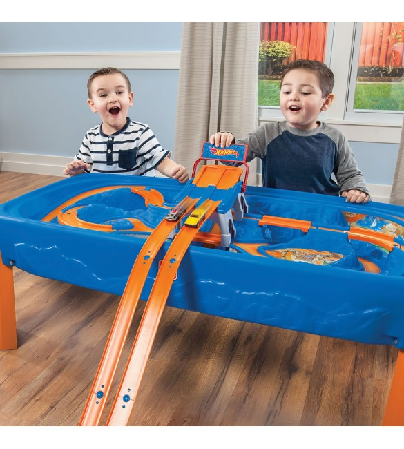 Step 2 Hot Wheels Car & Track Play Table