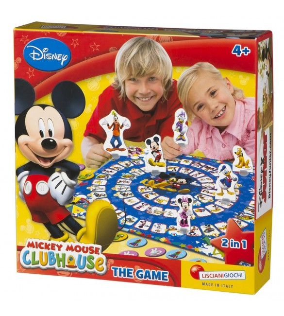 MICKEY CLUBHOUSE THE GAME