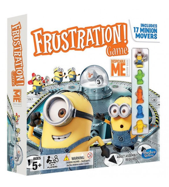 Despicable Me Frustration Game