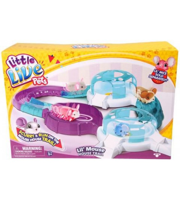 Little Live Pets Mice Track
