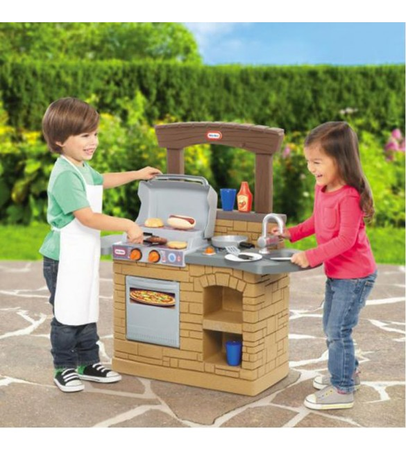 Little Tikes Cook 'n Play Outdoor BBQ