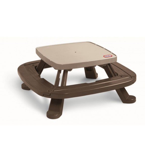 Little Tikes Fold'n Store Picnic Table