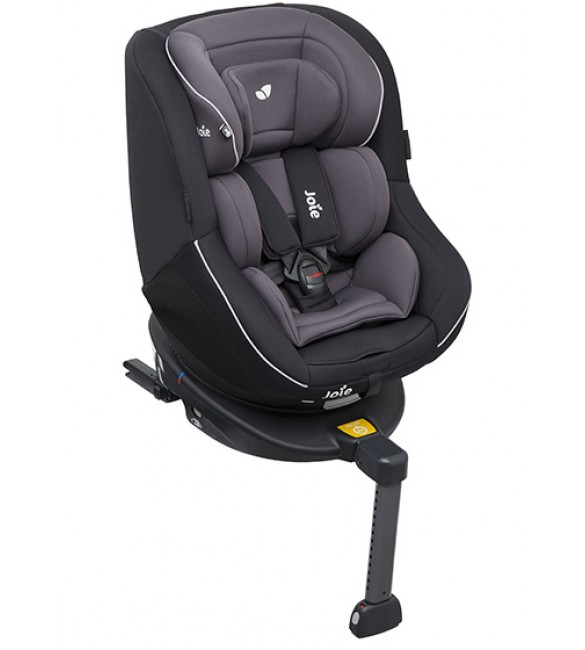 Joie Spin 360 Carseat-Two Tone Black