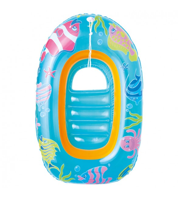 Sea Set Children's Raft-blue