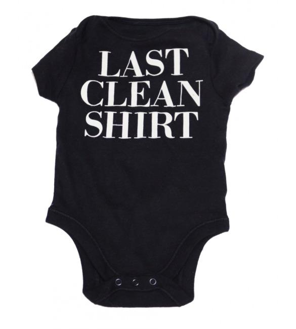Last Clean T-shirt And Pants (3-6 Months)