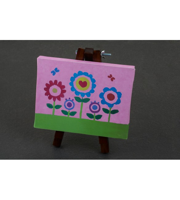 Canvases - Flower