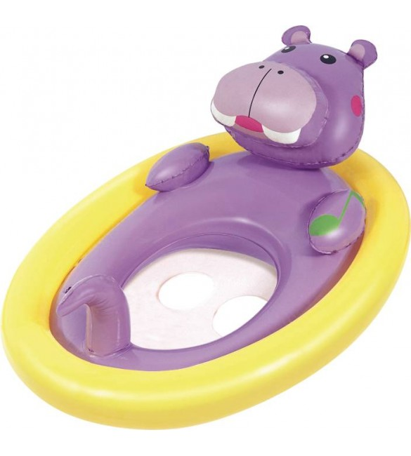 Lil' Animal Pool Float (Hippo)