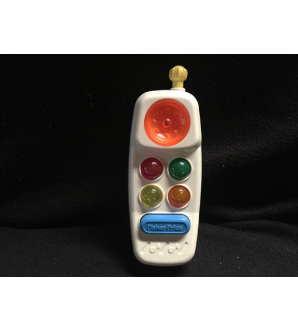 Fisher Price Lights 'n Sounds Phone