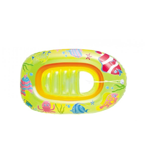 Sea Set Children's Raft-Yellow