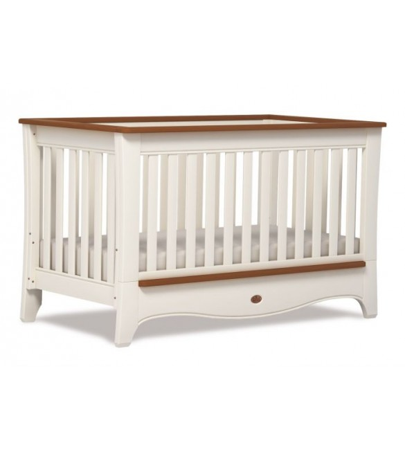 Boori Provence Convertible Plus Cot bed - Ivory and Honey