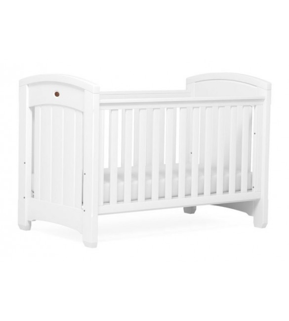 Boori Classic Royale Cot bed - White