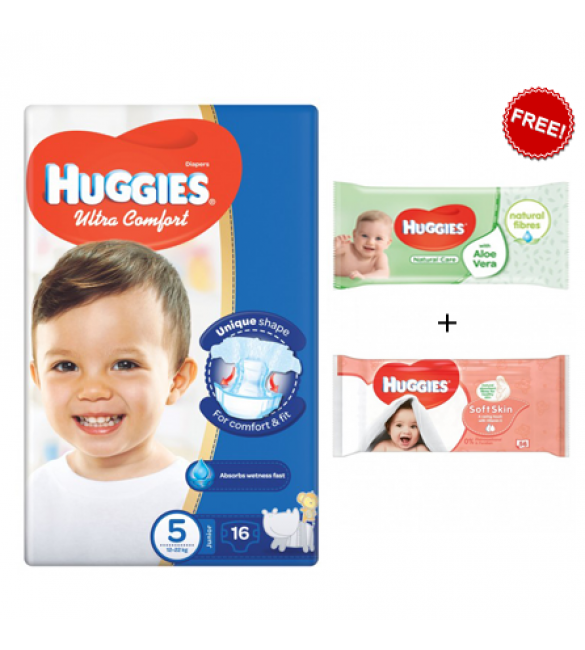 Huggies Jumbo Diapers Size Size (5) 1X3 Wipes Offer